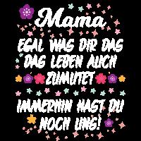 Mama Spruch Witz Lustig Familie Aufmuntern Mutter