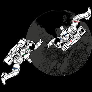 Astronautenfreunde