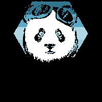 Retro Shirts Panda