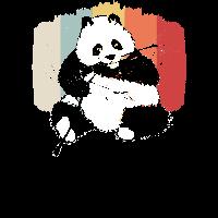 Panda Geschenkidee