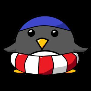 Pinguin Schwimmen Schwimmer Schwimmsport