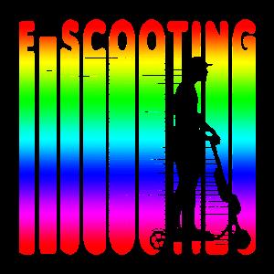 E-Scooting E-Roller Escooter Geschenkidee