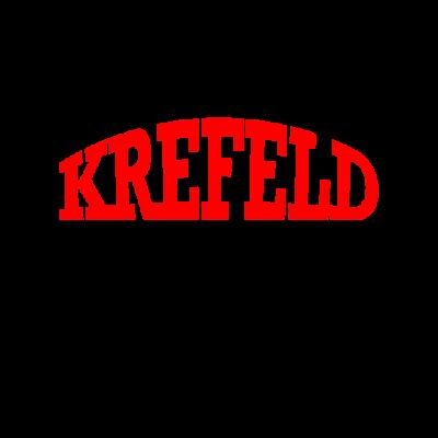 Krefeld - Krefeld - Krefeld Vorwahl,Krefeld Stadt,Krefeld Skyline,Krefeld Fußball,Krefeld Deutschland,Krefeld,Ich liebe Krefeld,Geschenk