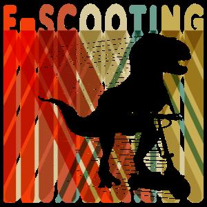 E-Scooting E-Roller Escooter Bestseller