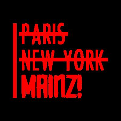 Mainz - Mainz - Mainz Vorwahl,Mainz Stadt,Mainz Skyline,Mainz Fußball,Mainz Deutschland,Mainz,Ich liebe Mainz,Geschenk