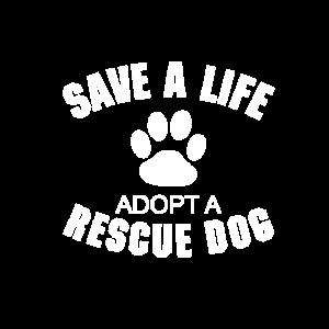 Hunden helfen