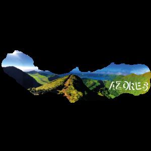 Azores Boca do Inferno Azoren Portugal Aussicht