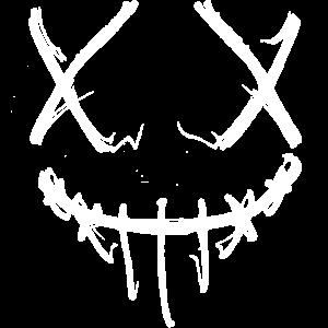 Horror Gesicht