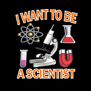 Wissenschaft Wissenschaftler Geschenk