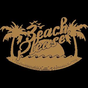 Now: Beach Please!