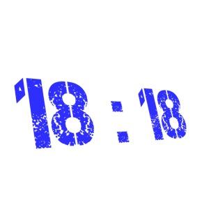 18:18 Blue