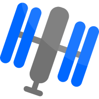 Satellite Illustration