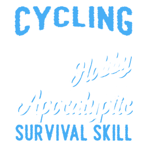 Awesome Cycling Survival Skill