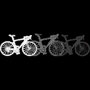 Rennräder, Geschenkidee für Fahrrad Freunde