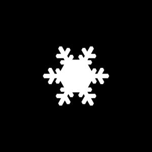 Schickes Winter Motiv