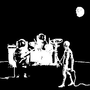 Weltraum Band