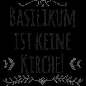 Kochen Spruch Basilikum