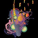 saxophonblau