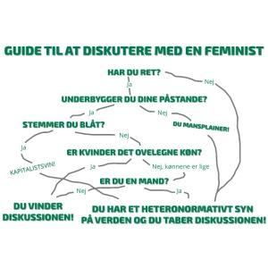 Guide til at diskutere med en feminist