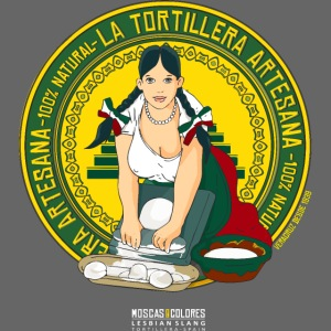 Tortillera. Lesbian Slang: Spain. White.