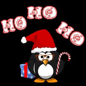 Weihnachts Pinguin, Ho Ho Ho