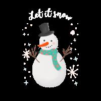 Lass es schneien