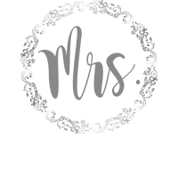Just Mrs.
