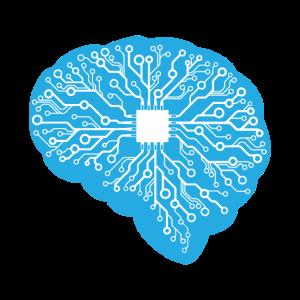 Gehirn Schaltkreis Künstliche Intelligenz Cyborg
