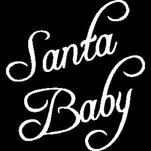 Santa Baby Weihnachten Nikolaus Tannenbaum 1