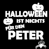 Halloween Spinne Peter Kuerbis