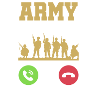 Army is calling Arme Squad Team ruft an Geschenk