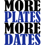 More Plates More Dates, Training, Fitness, Gym