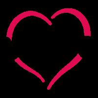 Amore im Herz Design