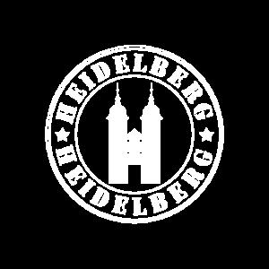 Heidelberg Stempel Universität Schloss
