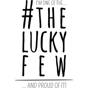 # THE LUCKY FEW & Proud  Das bunte Zebra