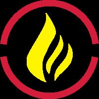 Flammenlogo