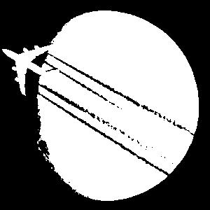 Chemtrails Weiß