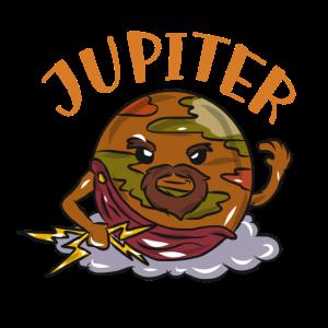 Wissenschaft Jupiter Planet