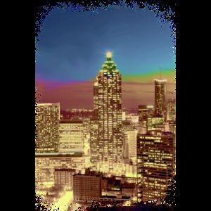 Atlanta Stadt Bürgerrechte Martin Luther King Jr