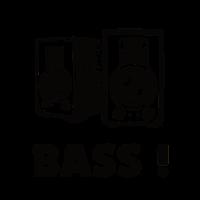 Bass - Musik - Lautsprecher