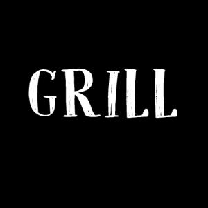 Frau mit Grill sucht Mann mit Kohle - Super Spruch