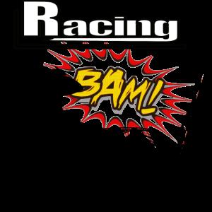 Muscle Car Auto Rennen
