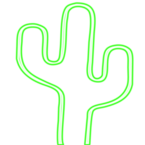 NEON Kaktus