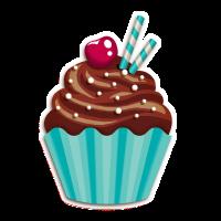 Cupcake - Muffin - Donut - Eis - Schokolade - DD