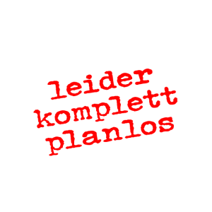 LK Chemie - leider komplett planlos!