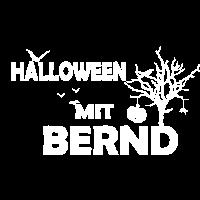 Spinne Halloween Bernd Kuerbis
