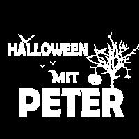 Spinne Halloween Peter Kuerbis