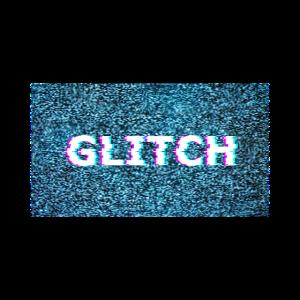 Glitch Effekt