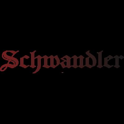 Schwandler - Das Schwandler Logo setzt sich aus den zwei wappentieren von Villingen und Schwenningen zusammen. Villingen besitzt den Adler und Schwenningen den Schwan, Aus Schwan und Adler wird hier Schwandler - stuttgart,spezialität,schwaben,freiburg,dialekt,Weihnachten,Schwäbisch,Schwarzwald,Schwandler,Kunst,Geschenkidee,Blackfor,Badisch
