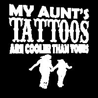 'Die Tattoos meiner Tante sind cooler als deine.'